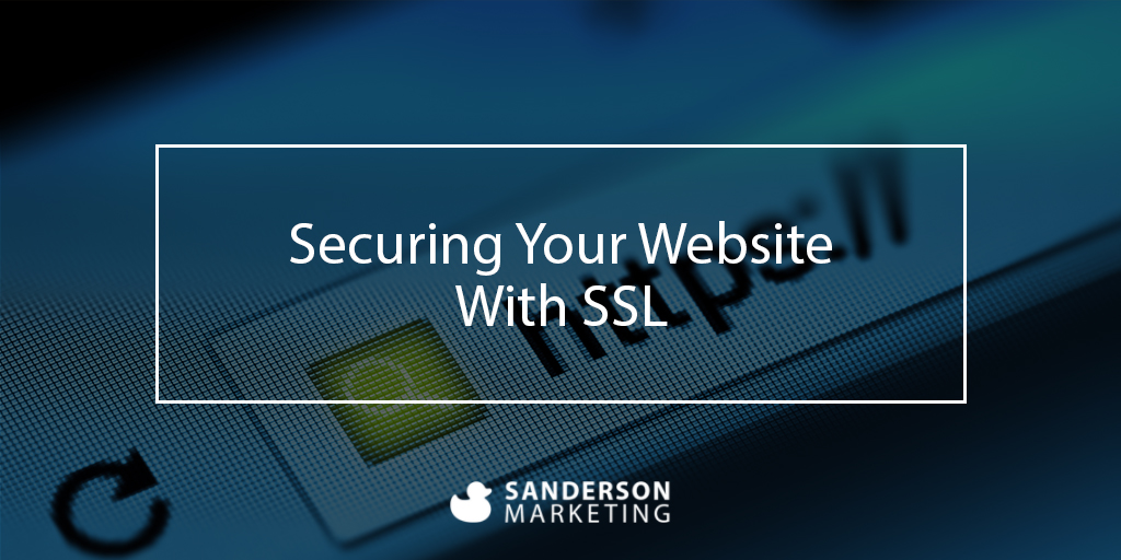Securing Your Website with SSL